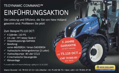 Einführungsaktion T5 Dct Flyer