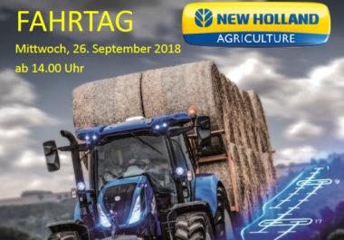 Flyer Fahrtag Schenk Technik Ag 26 09 2018