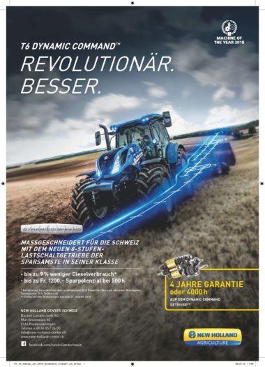 Rz T6 Inserat Juni 2018 Landtechnik 210X297 Zs D 1