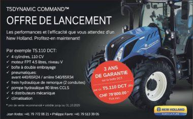 T5 Dct Offre De Lancement Flyer