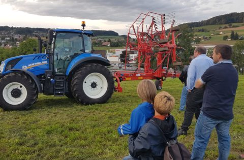 New Holland Tractor Days 2