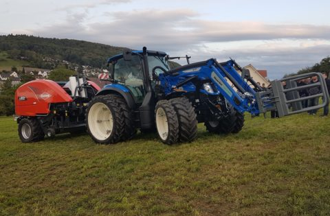 New Holland Tractor Days 3