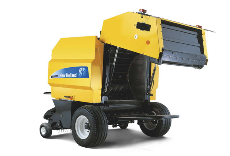 Br6000 Balers Overview