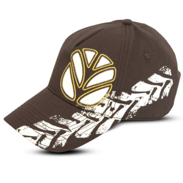 NEW HOLLAND BASEBALL CAP BRAUN - SPECIAL EDITION